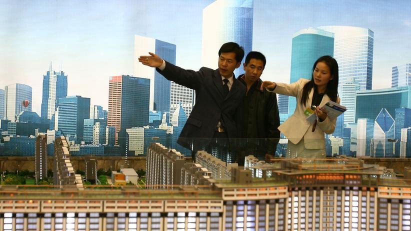 Immobilienmarkt: Das Risiko der China-Blase
