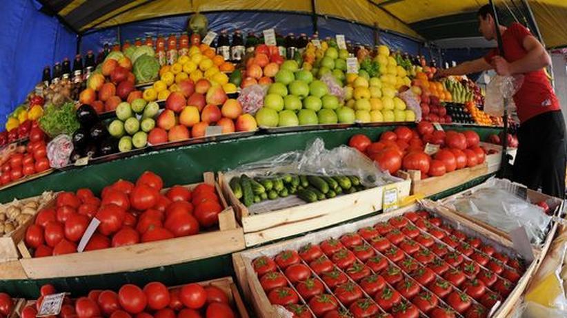 Ehec-Bakterien: Russisches Importverbot von Gemüse erzürnt die EU