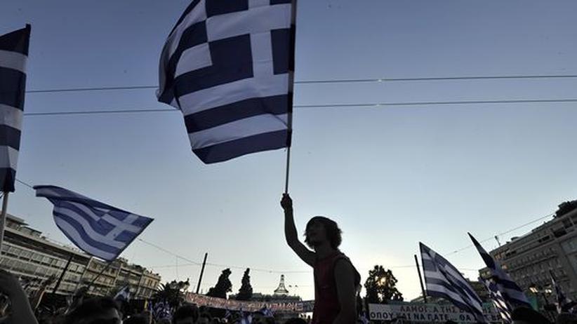 """Griechenland-Krise: """"Für eine engere politische Union"""""""