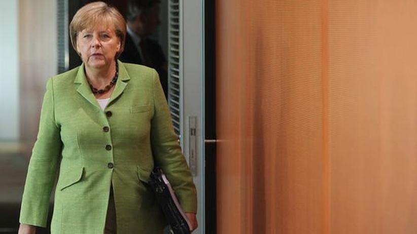 Wirtschaftsführer: Merkels Problem