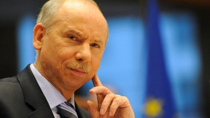 """EU-Kommissar Lewandowski: """"Wir betreten Neuland"""""""
