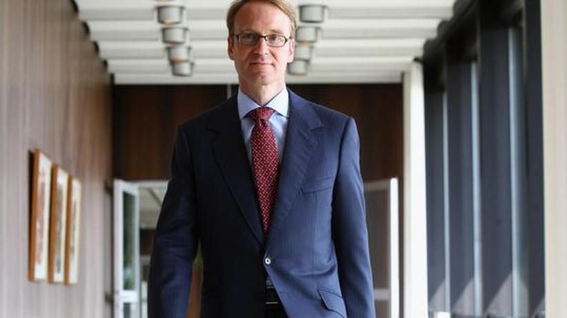 Krisenmanagement: Bundesbankpräsident Weidmann attackiert deutsche Euro-Politik