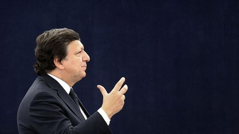 Pro EU-Steuer: EU-Kommissionspräsident José Manuel Barroso