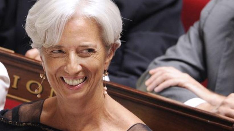 IWF-Chefposten: Eine Herausforderung für Christine Lagarde