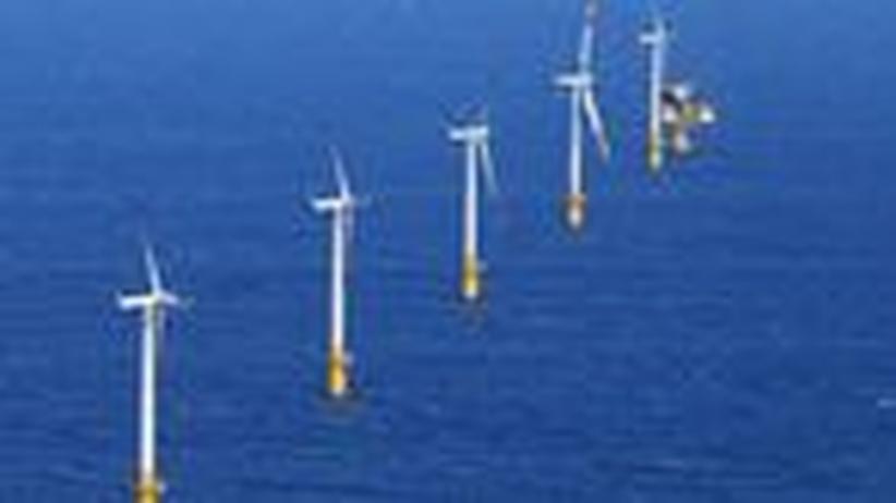 Kapital für Ökostrom: Pensionsfonds entdecken Offshore-Windenergie