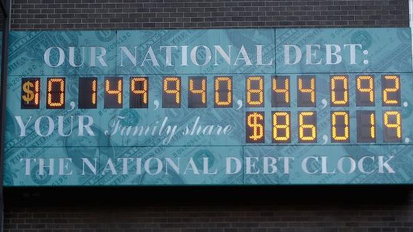 Schulden: Die USA riskieren eine neue Finanzkrise