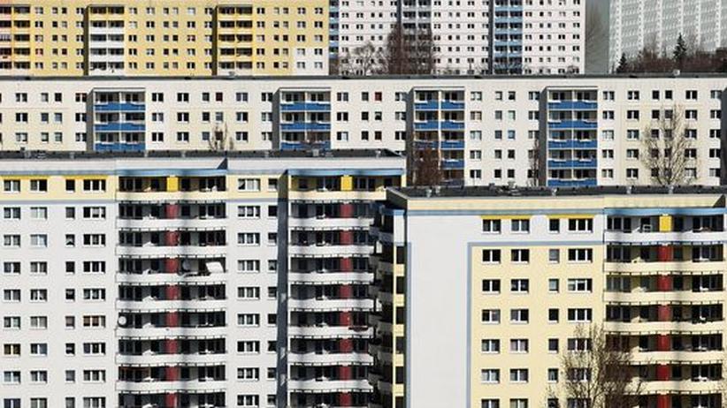 Soziale Integration: Plattenbauten in Berlin-Marzahn