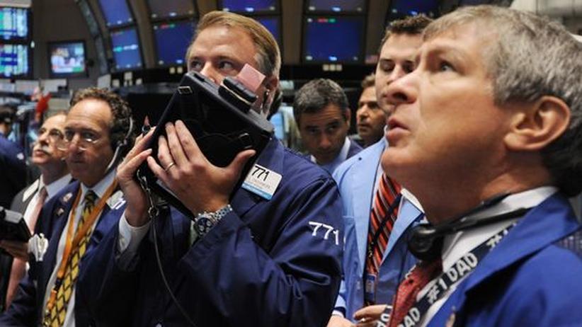 """Finanzkrise: """"Es braucht ein neues Finanzsystem"""""""