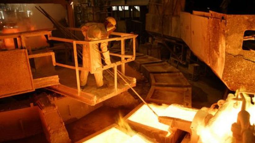 Rohstoff: Ohne Kupfer keine Energiewende