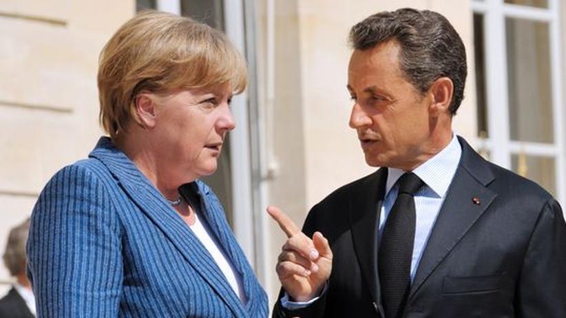 Schuldenkrise: Merkel und Sarkozy enttäuschen Börsen weltweit