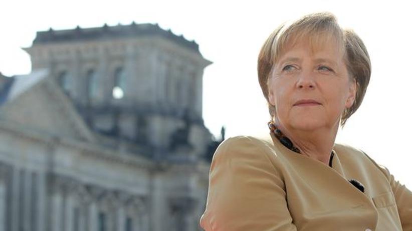 Währungskrise: Merkel weiterhin gegen Euro-Bonds