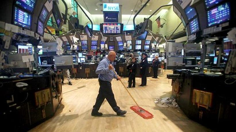 US-Wirtschaft: Das Vertrauen ist in der Krise