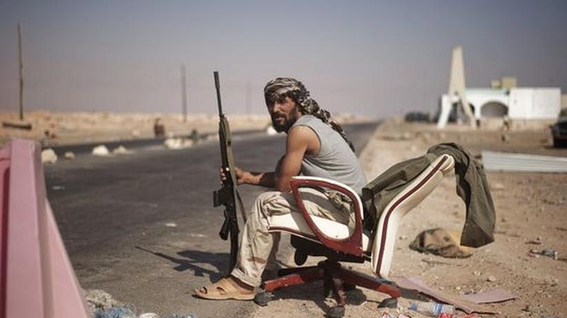 Nach dem Umsturz: Libyen muss unabhängig vom Öl werden