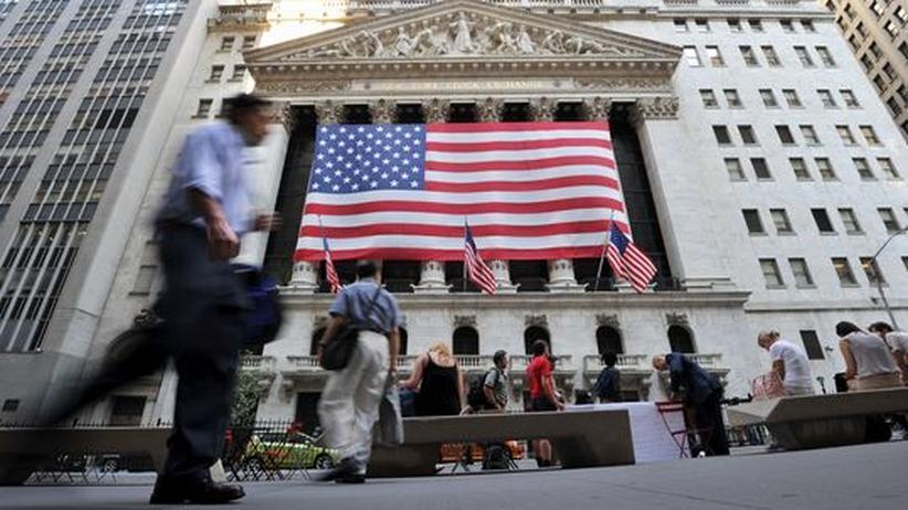 Schuldenkrise: Rating-Agentur stuft US-Bonität herab
