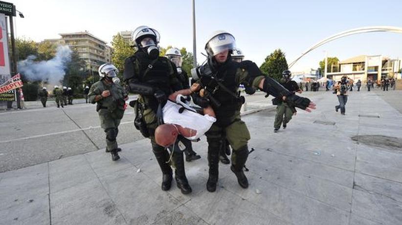 Griechenland: Wenn die Pleite kommt