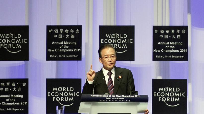 Weltwirtschaft: China, der starke Helfer