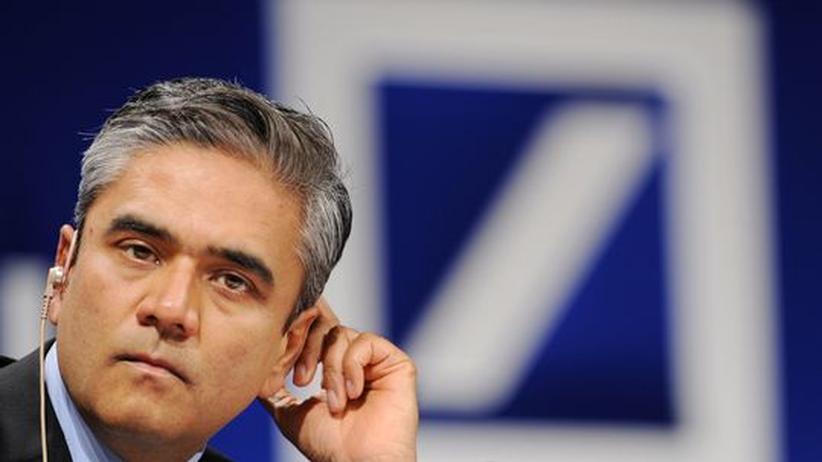 Deutsche-Bank-Chef: Der Unfassbare