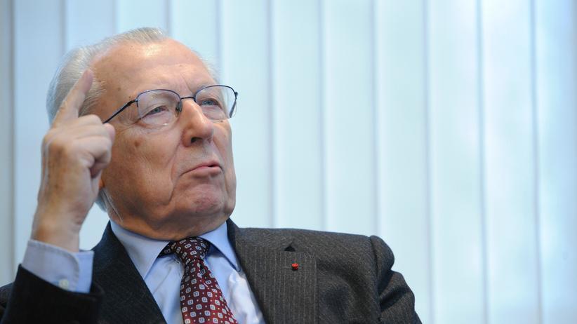 Finanzkrise: Jacques Delors fordert mehr europäische Kooperation