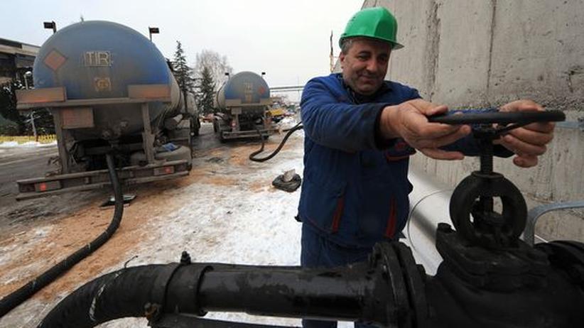 Energiepolitik: Oettinger gegen Demokratie-Vorbehalt bei Rohstofflieferanten