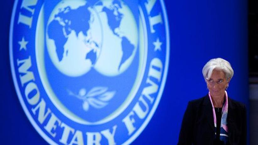 IWF-Jahrestagung: Die Weltwirtschaft steuert auf den Abgrund zu