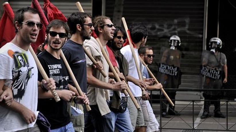 Schuldenkrise: Griechenlands verlorene Generation
