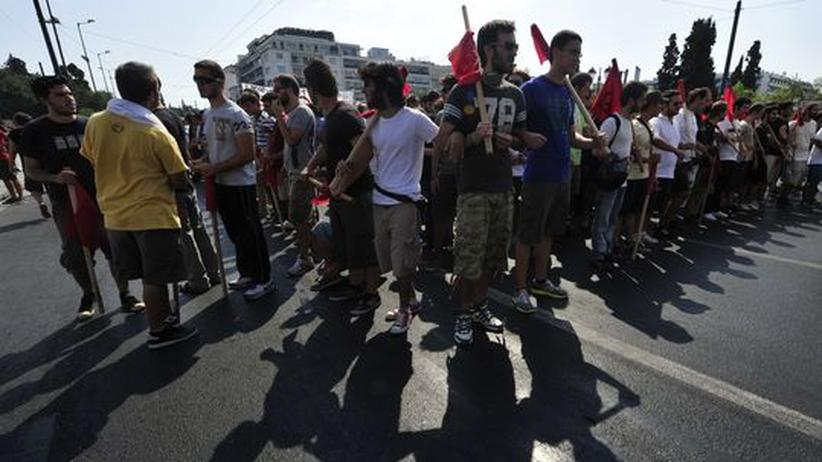 Euro-Krise: Der griechische Staat versagt