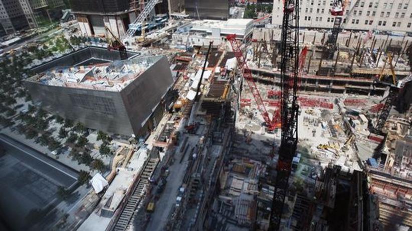 World Trade Center: Weiße Elefanten auf Ground Zero