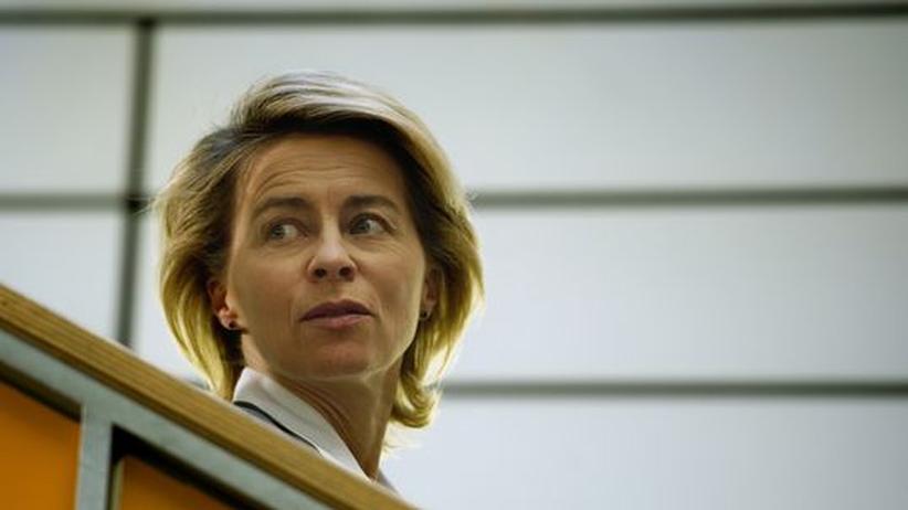 Rentenpolitik: Bundesarbeitsministerin Ursula von der Leyen