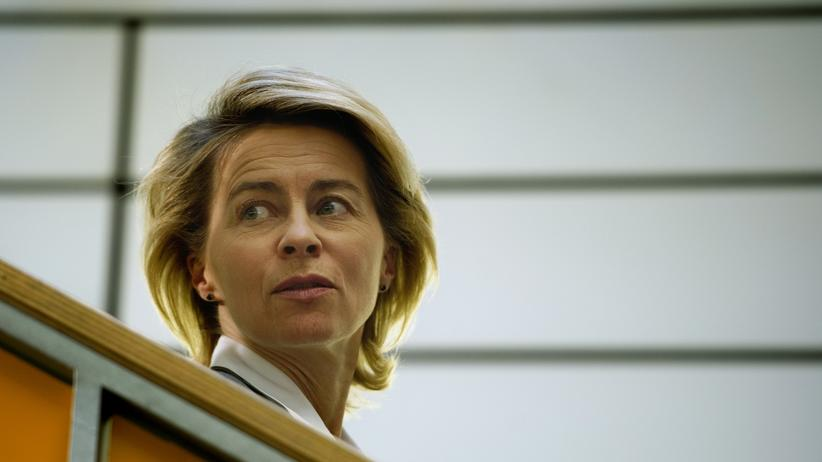 Rentenpolitik: Von der Leyen stellt Pläne gegen Altersarmut vor
