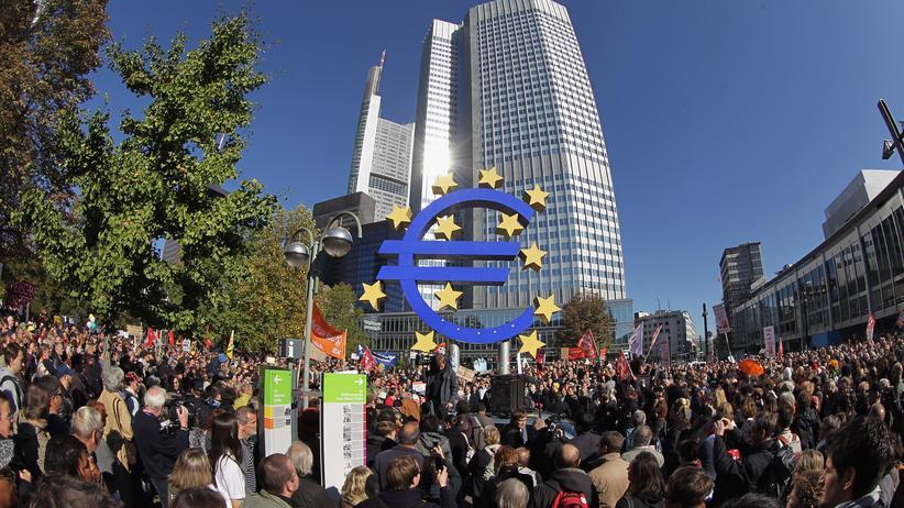 Occupy-Bewegung: Vereint im Protest gegen Regierung und Banken