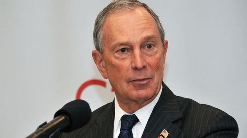Occupy Wall Street: Bloomberg kritisiert Proteste