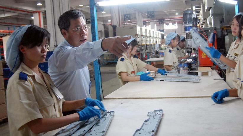 Konjunktur: China entdeckt die wirtschaftlichen Launen
