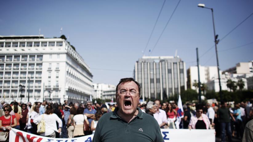 Schuldenkrise: Griechenland auf der Kippe