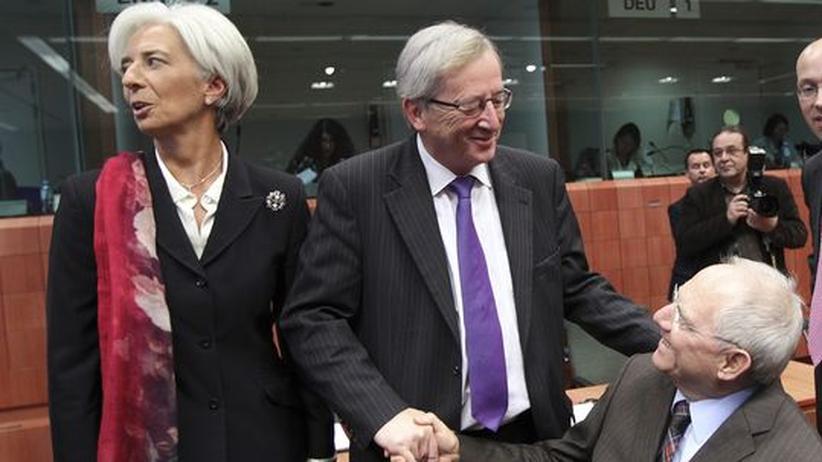 Euro-Gipfel: Banken sollen mehr zur Griechenland-Hilfe beitragen