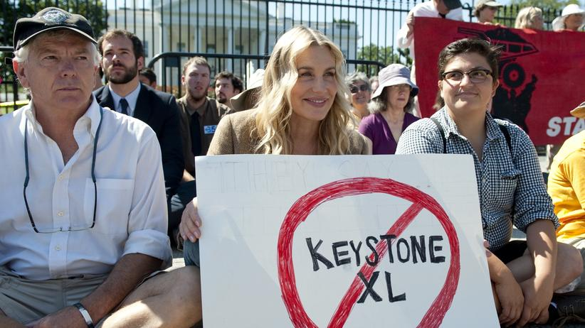 Keystone XL: Obamas Pipeline-Dilemma