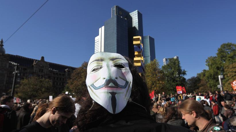 Occupy-Proteste: Das Volk will andere Banken