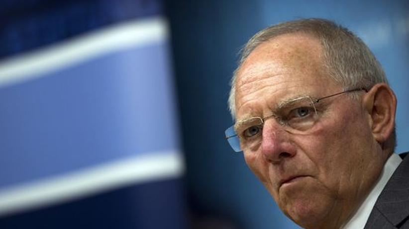 EFSF-Hebel: Deutschlands Finanzminister Wolfgang Schäuble will den EFSF hebeln.