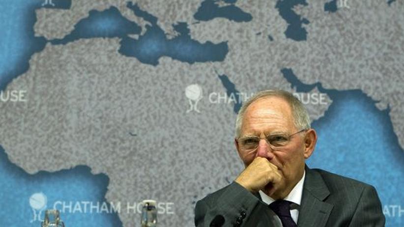 Euro-Krise: Rettungsfonds soll für Schulden der Krisenstaaten bürgen