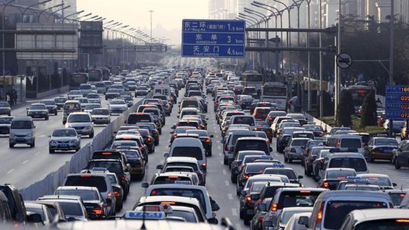 """Klimawandel: """"Es gibt kein Menschenrecht auf ein Auto"""""""