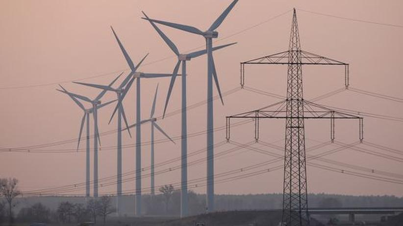 """Energiewende: """"Unsere Stromleitungen glühen"""""""