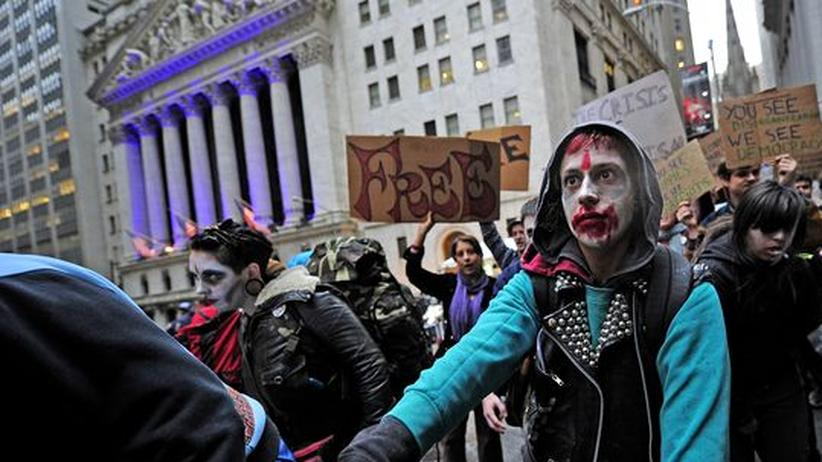 Occupy Wall Street: Frühling in Amerika
