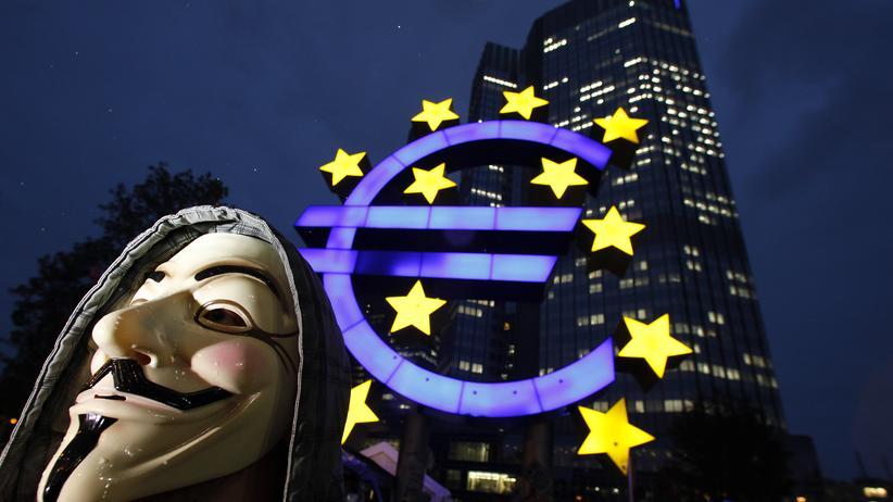 Occupy-Bewegung: Bizarrer Marketing-Erfolg einer Maske