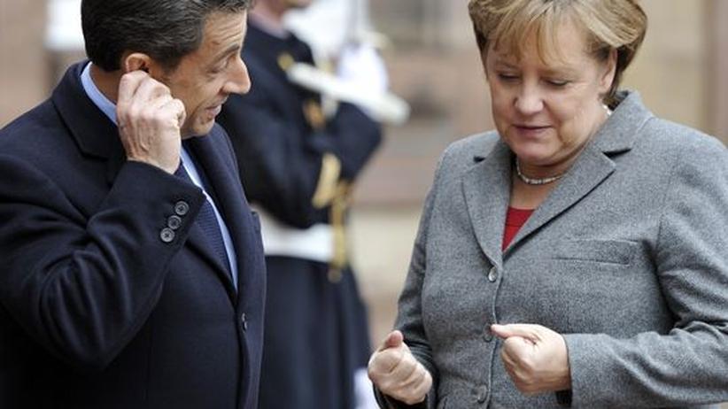 Eurokrise: Merkels großer Plan