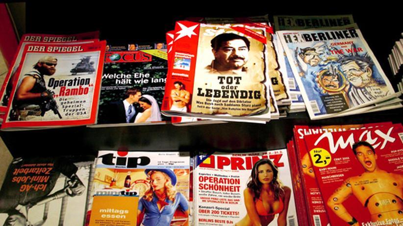 Zeitschriftenvertrieb: Ist die Pressefreiheit in Gefahr?