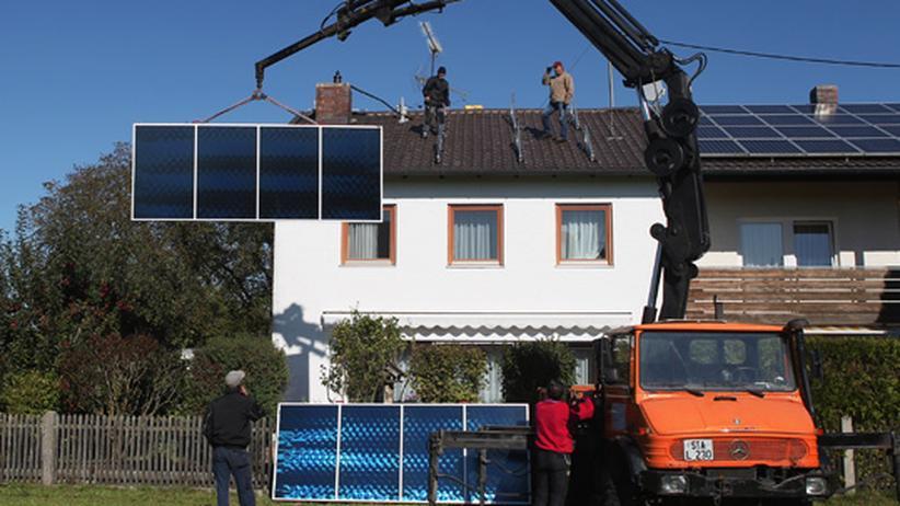 Energiepolitik: Paragrafen machen noch lange keine Energiewende