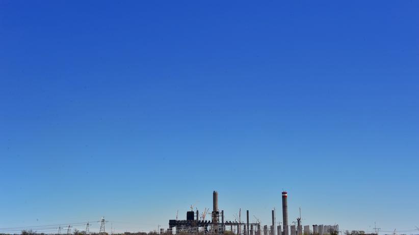 Klimagipfel: Südafrika will Kohlestrom statt Klimaschutz