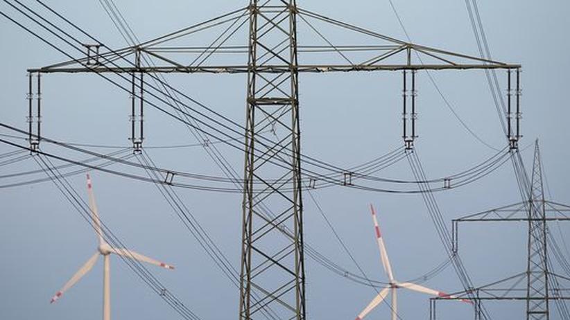 Winter in Deutschland: Im Stromnetz wird es eng