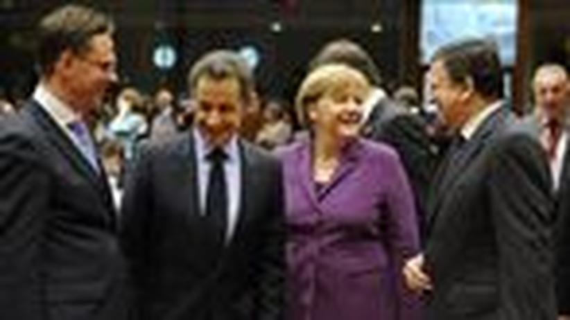 Krise: Die EU geht auf wackligen Beinen ins Neue Jahr