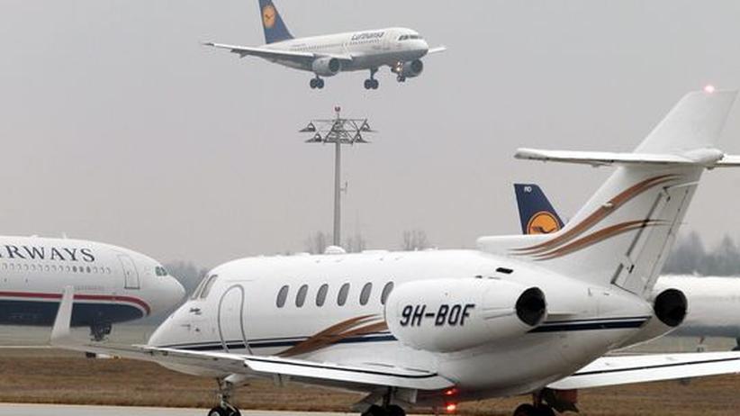 Emissionsabgabe: Die Luftfahrt-Lobby am Boden