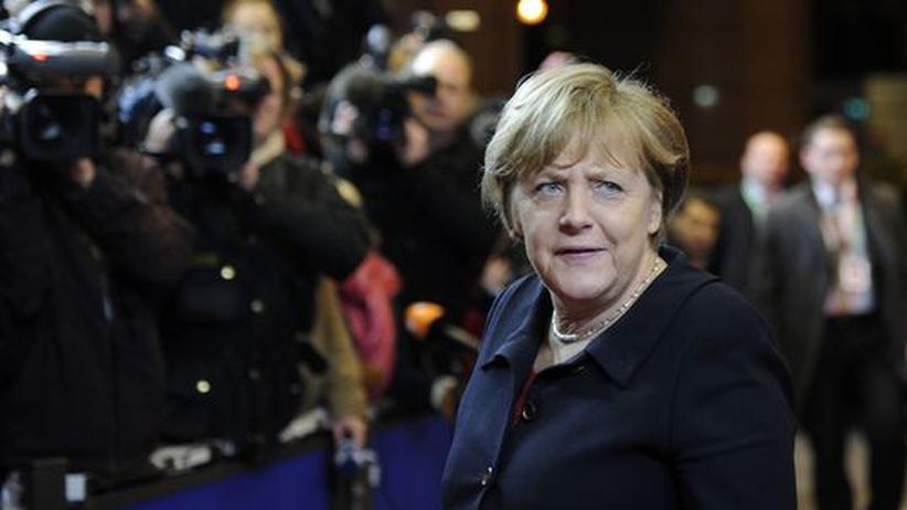 EU-Gipfel: Chancen auf EU-Vertragsänderung sinken